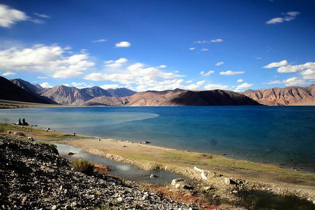Pangong Lake TSO Lake