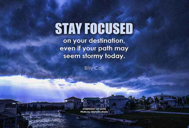 Stay Focussed