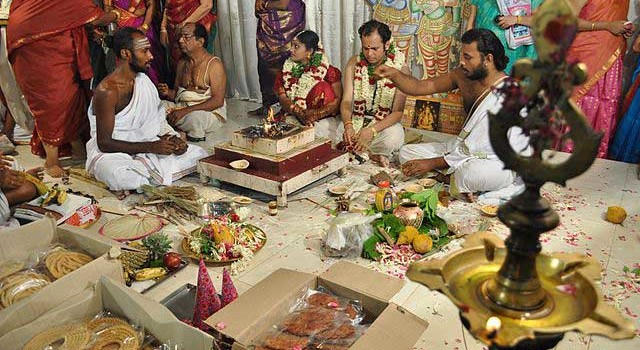 Tamil Brahmin Weddings